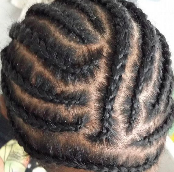 Tremendous Cornrows Hairstyle For Men How To Style And Get Men39S Hair Blog Hairstyles For Women Draintrainus