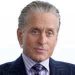 The Slick Back hair style as portrayed by Michael Douglas in the movie Wall Street: Money Never Sleeps
