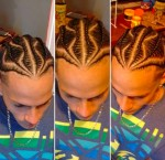 Cornrows Hairstyle for Men: How to Style and Get